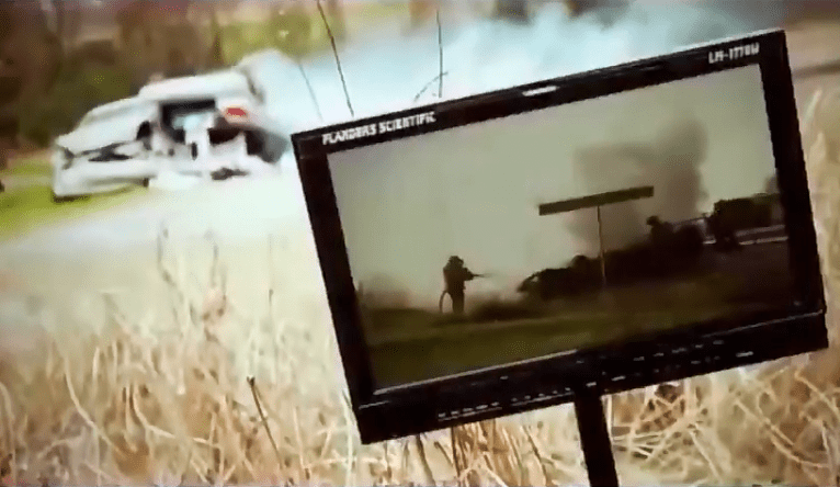 Watch: 4 People Witness Angels Pulling People From Car Wreck
