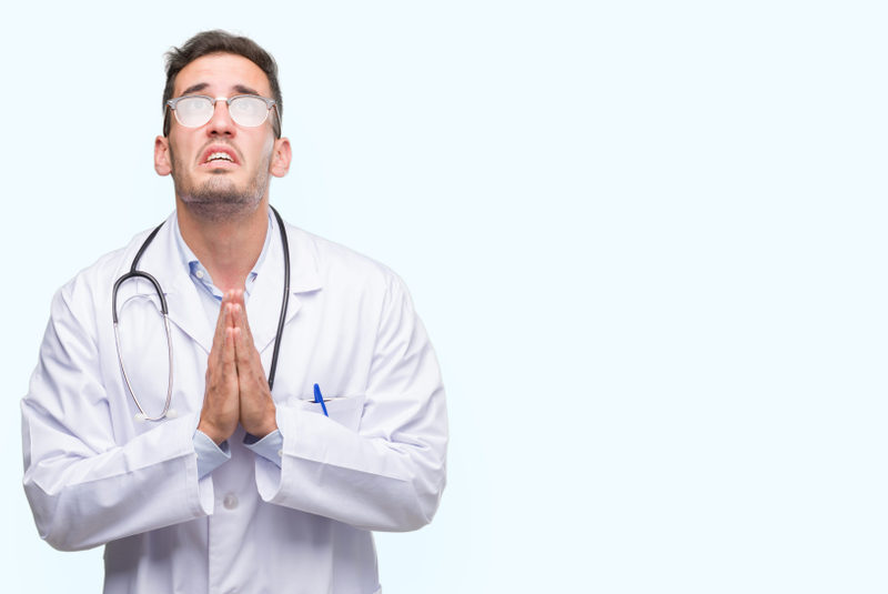 Miracle: Doctor Prayed For His Dead Patient In The Morgue