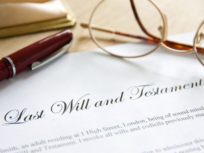 Estate Planning: Why Every Christian Should Have a Will