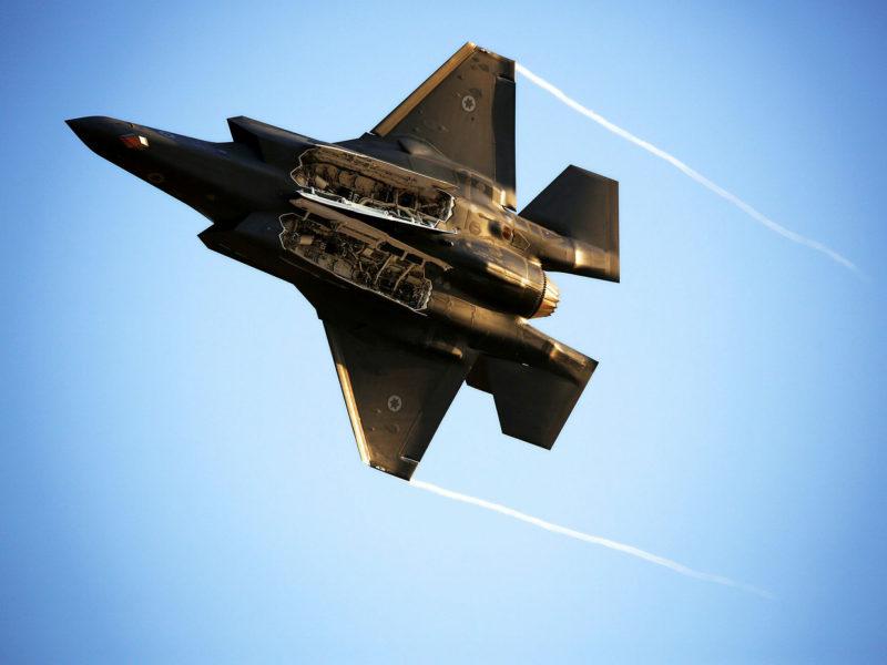 Syria: Israel Behind Sunday Airbase Night Attack