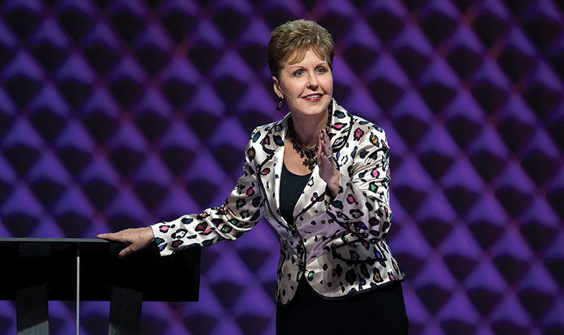 Feeling Discouraged? Here are 21 Spirit Boosting Quotes from Joyce Meyer!