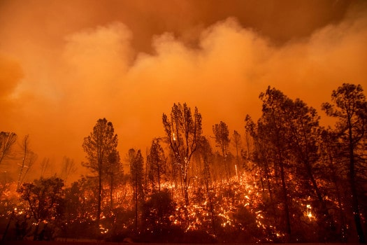 Carr Wildfire Rages, Bethel Church Calls for Urgent Prayer