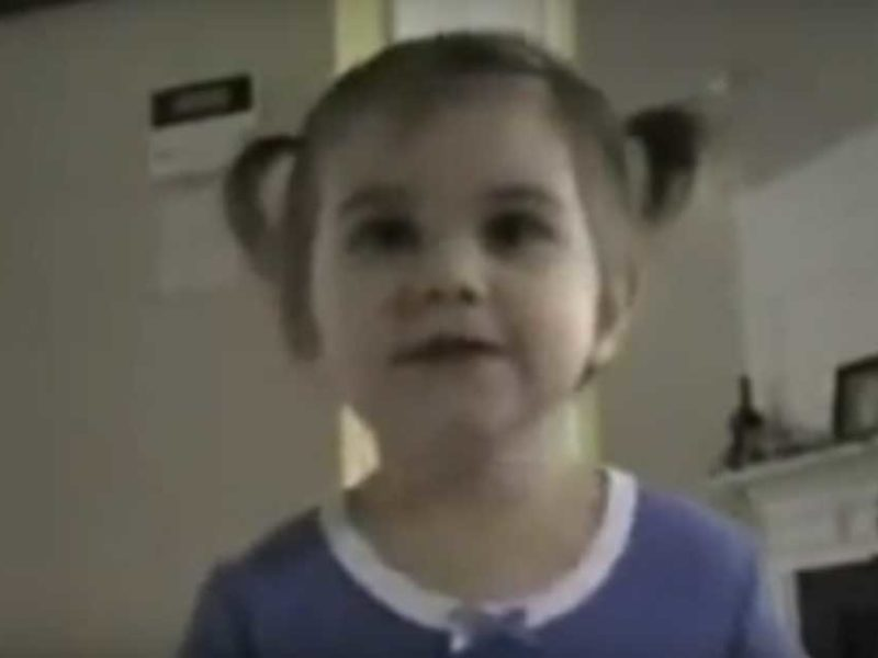 Little Girl Recites Two Of The Beatitudes And John 3:16 In A Cutest Way