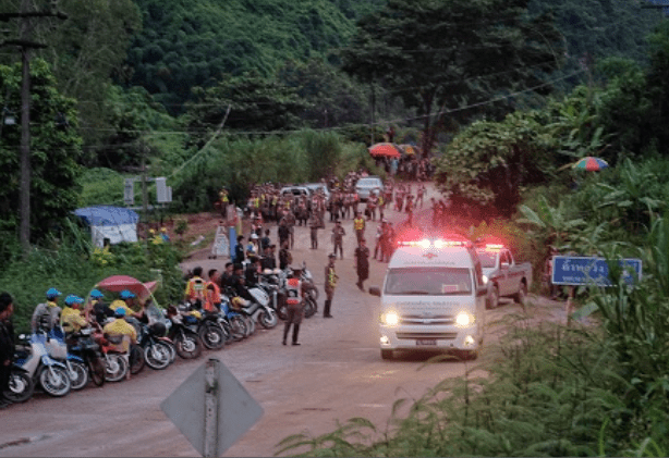 8 Boys Saved… Thousands of Christians Still Praying For Thai Cave Rescue