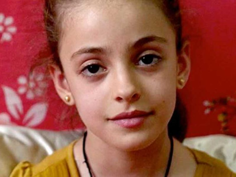 Little Christian Girl Left an Astounding Message to ISIS that Inspired Millions