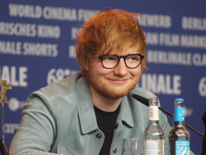 'Being Weird is a Wonderful Thing!' – Ed Sheeran