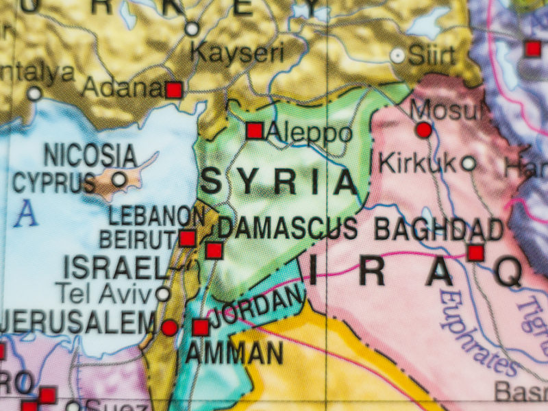 Syrian Media Claim Israel Bombs Aleppo Military Airport