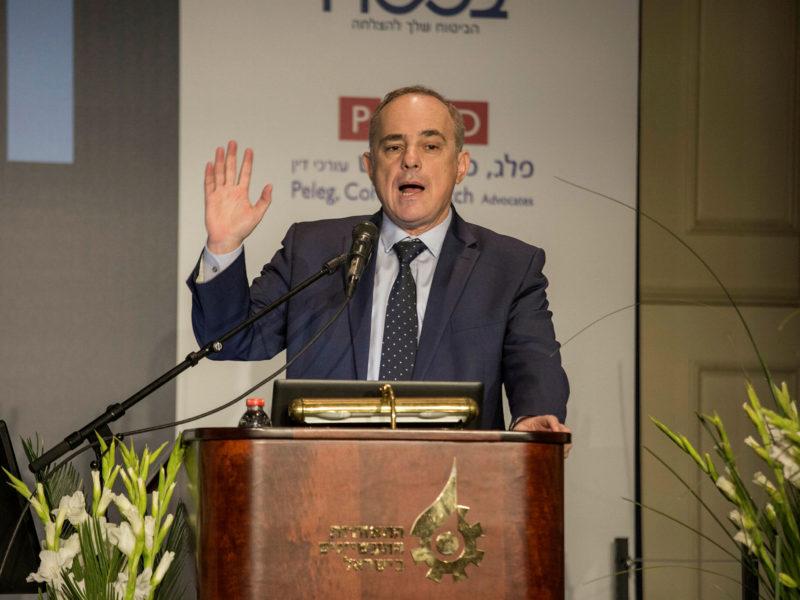 Steinitz: PA Inciting Gaza Crisis