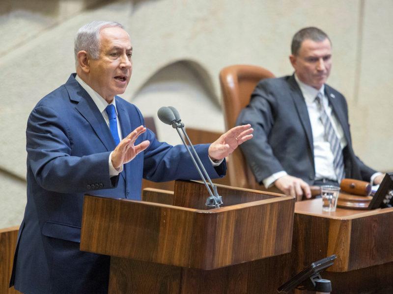 Netanyahu: Nation-state Law Necessary to Ensure Israel's Jewish Future