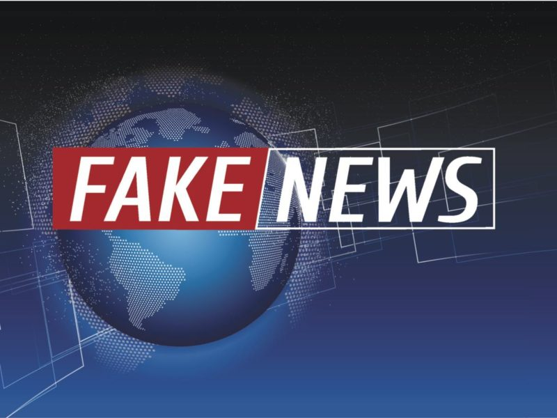 An Open Letter to the Mainstream Media to Own Up to Fake News