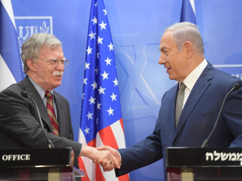 Bolton: US Expects Europe To Take Stronger Steps Against Iran