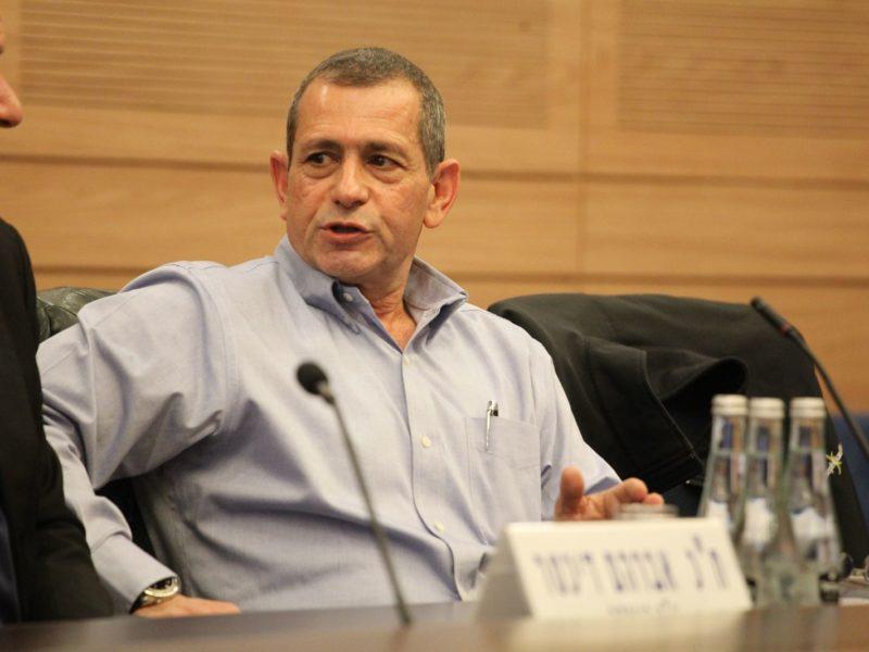 'Gaza Deal Will Strengthen Hamas' Shin Bet Head Warns