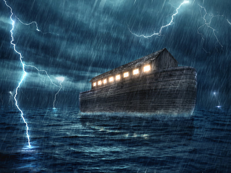 Where Are We in God's Timeline? Back in the Days of Noah?