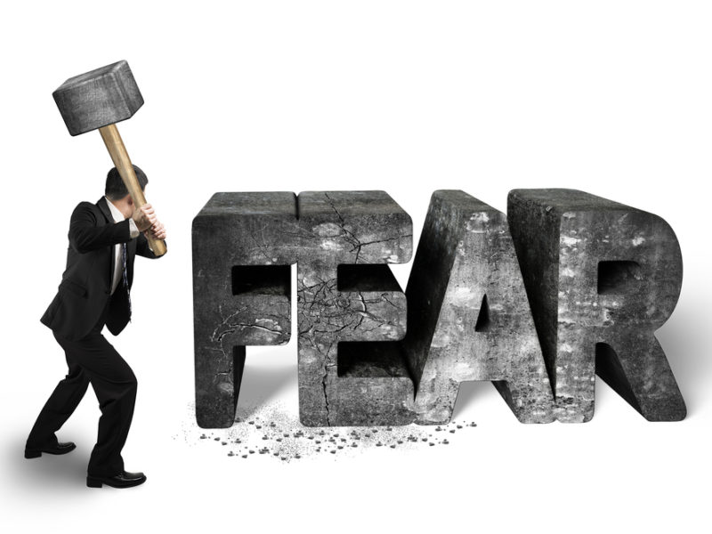 How I Overcame Fear and Anxiety Through Jesus!
