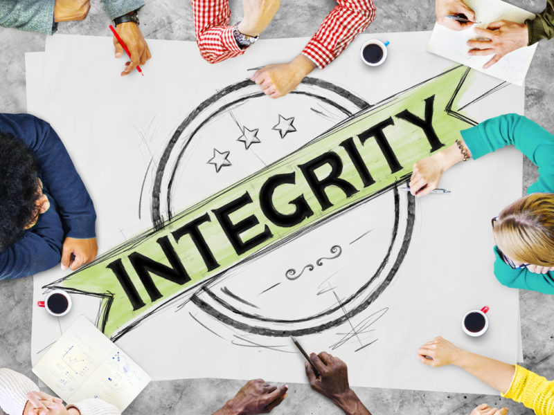 Do You Have Integrity in the Workplace?