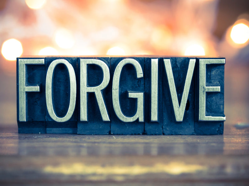3 Steps to Activate Forgiveness in your Life