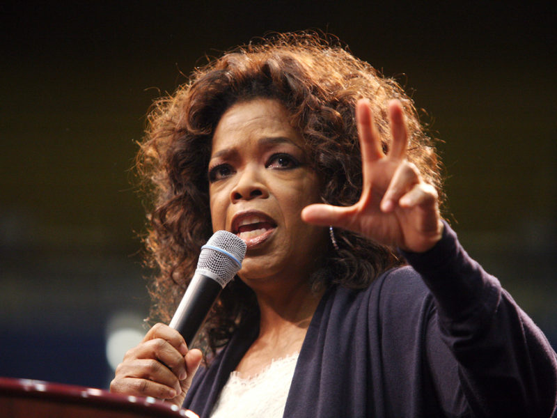 Does Oprah Really Support 'Shout Your Abortion'? – 'Motherhood is the Greatest Service' she says