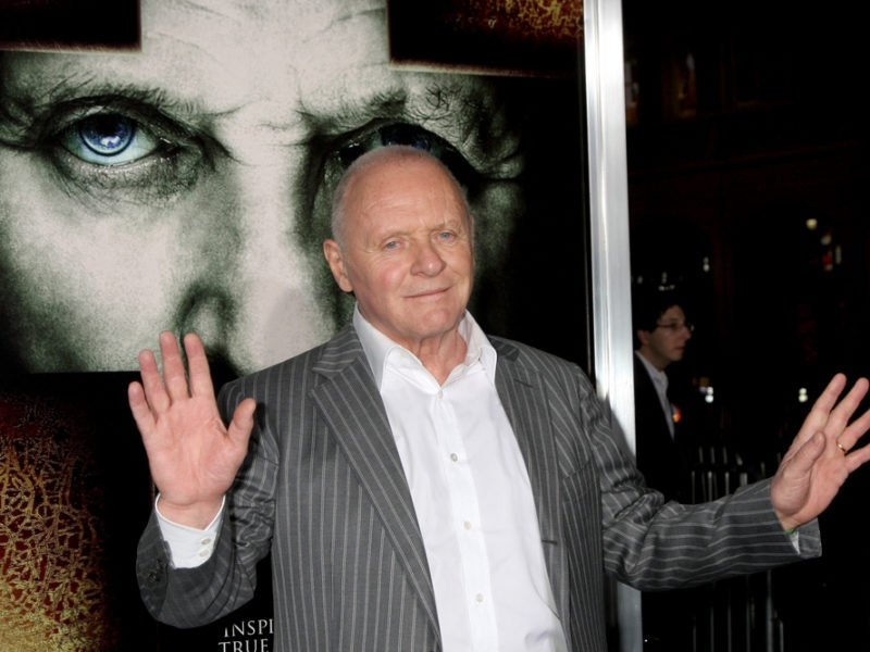 Sir Anthony Hopkins Reveals his Journey From Atheist to Believer in God