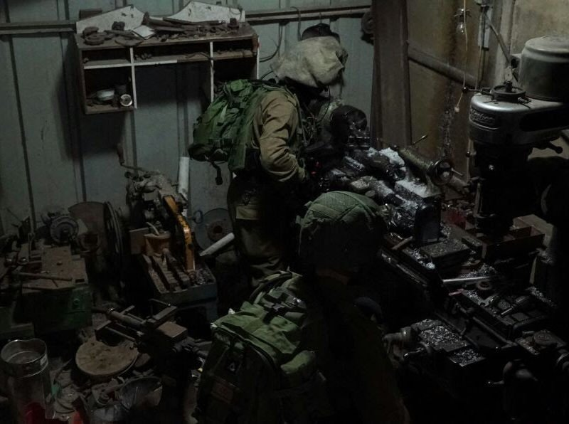 Shin Bet Uncovers Hamas Terror Cell in Hebron