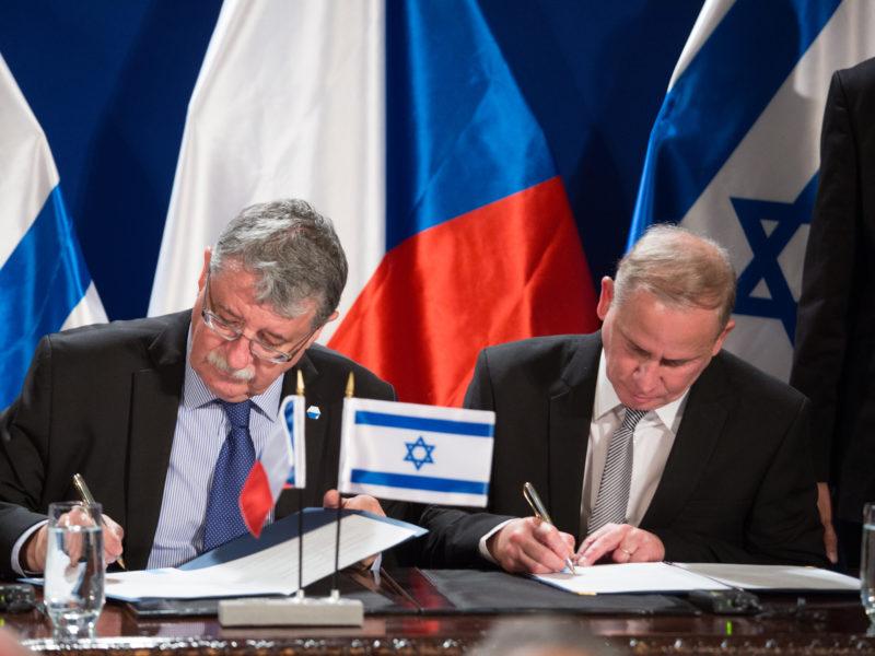 Czech Republic Leaders Back Jerusalem Embassy Move