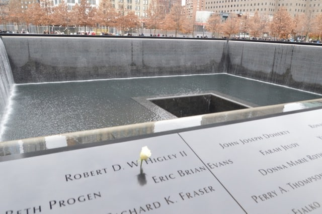 A Prayer on the 17th Anniversary of 9/11