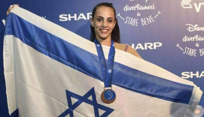 Linoy Ashram Went Silver As She Heads Toward Tokyo Olympics