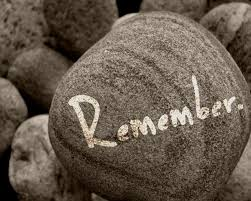 Remember God: He never forgets you