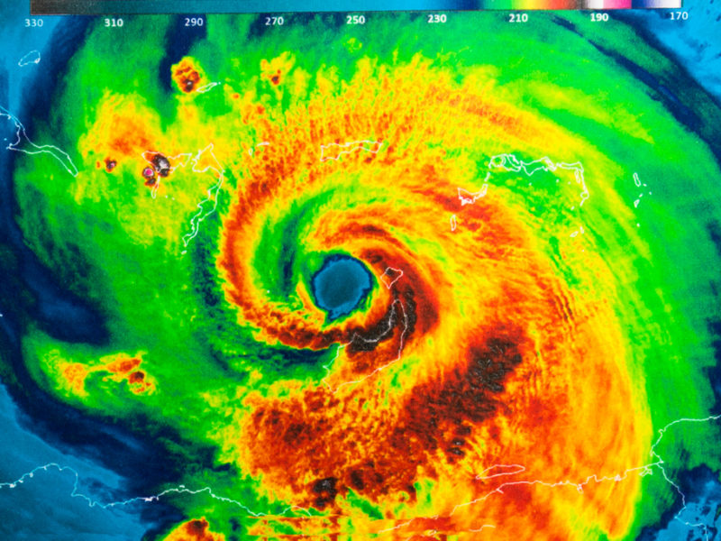 Rosh Hashanah and Hurricanes | God TV