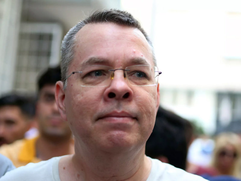 Pastor Brunson Finally Released from Turkish Prison