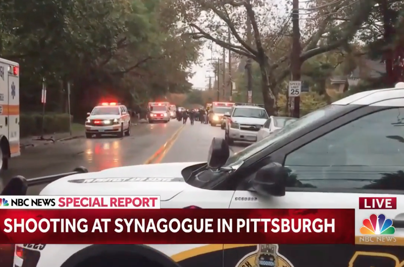 Pittsburgh Synagogue Shooting A New Low For Anti-Semitism In America