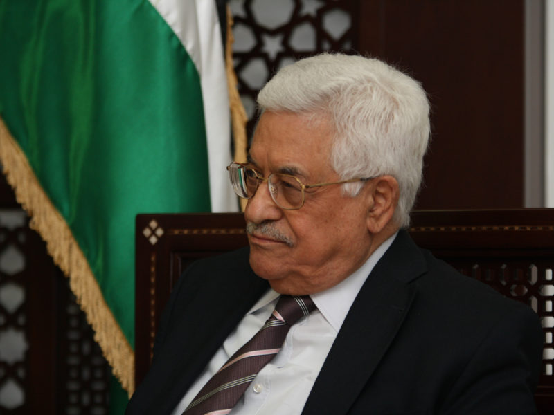 PA Head Abbas to Fly to Germany for Medical Treatment