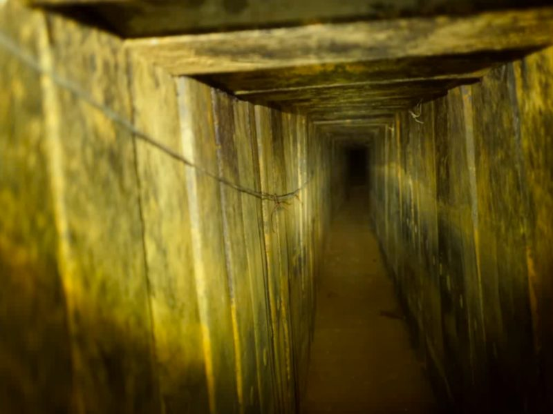IDF Neutralizes Half-Mile-Long Tunnel Crossing From Gaza into Israel