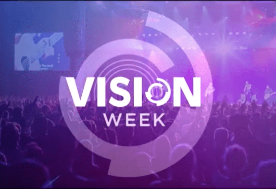 Faith, Family, Favour and Faithfulness – Watch Vision Week Throughout October