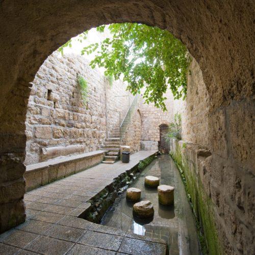 Hezekias tunnel