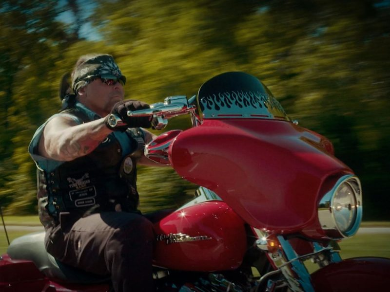 Biker Gang Enforcer Meets Someone Who Entirely Changes His Life