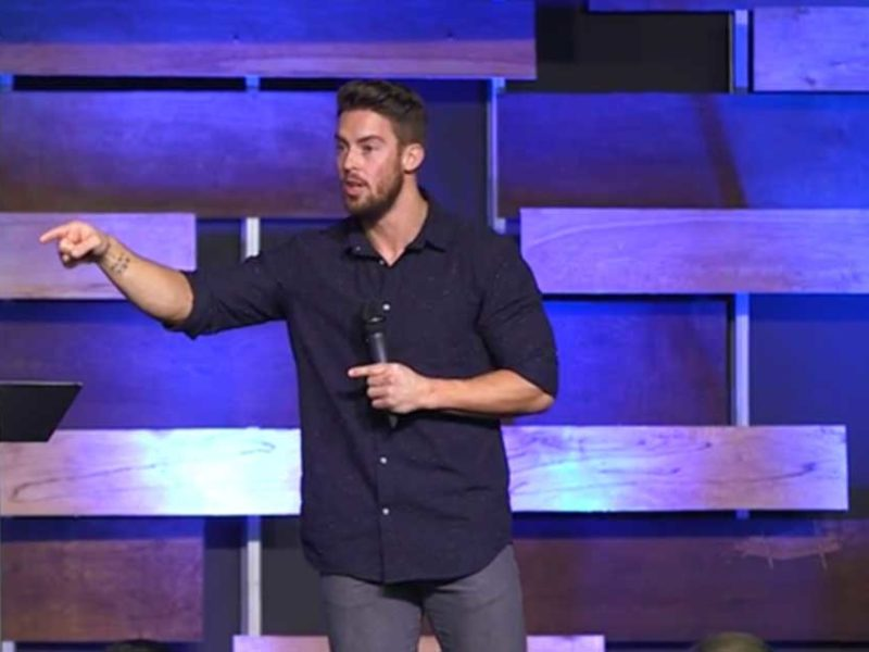 Pastor Delivers Powerful Message to the Men Who Killed His Wife & Unborn Baby