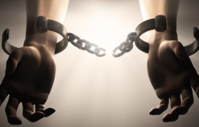The Four 'R's of Deliverance Ministry in Setting Captives Free