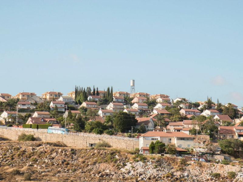 Calls For Counter-boycott As Airbnb Removes Judea and Samaria Homes From Listings