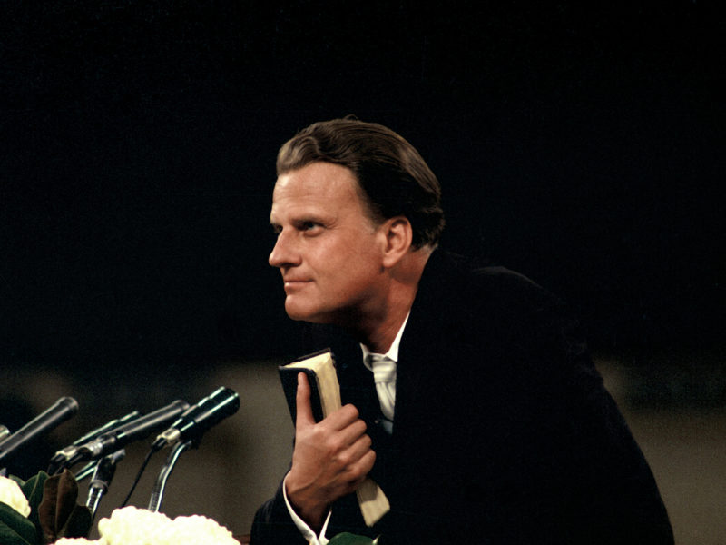 Billy Graham: An Extraordinary Journey, Film Now Out