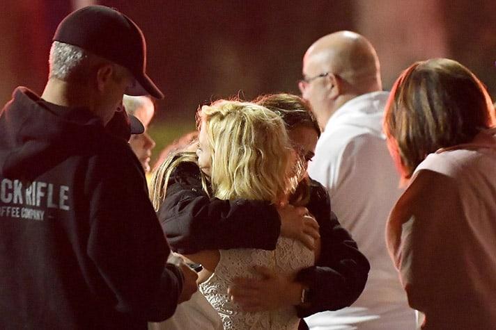 Thousand Oaks Shooting: Billy Graham Rapid Response Team Chaplains Offer Hope