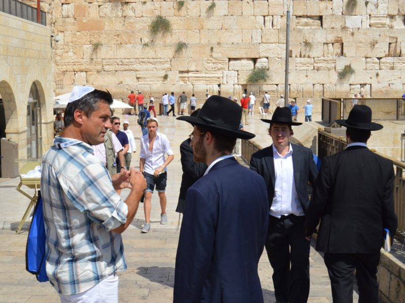 Real Christians Are Friends of the Jewish People