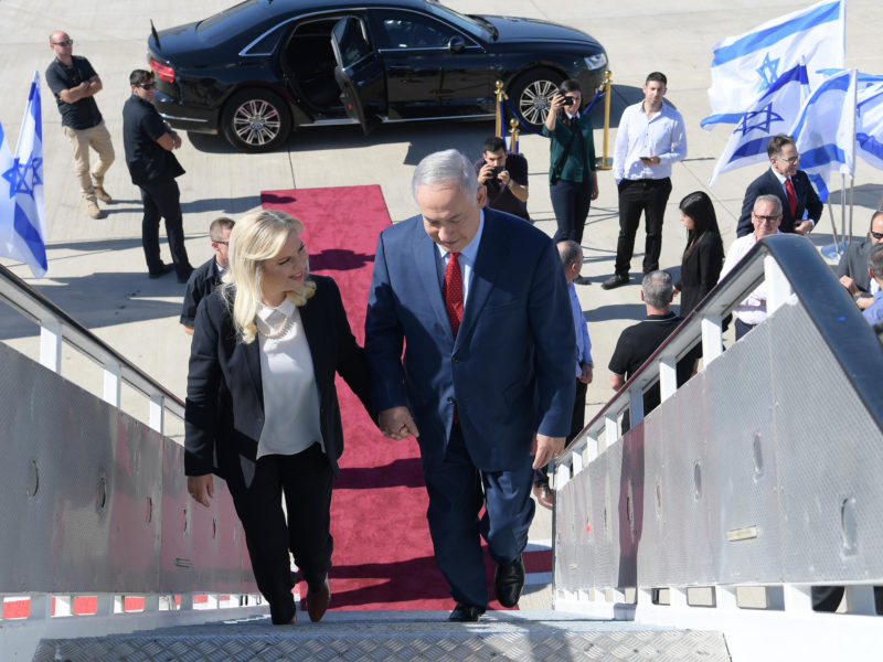 Netanyahu: European Union 'Hostile and Hypocritical' Toward Israel