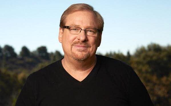 Purpose Driven Life Author, Rick Warren Hospitalized