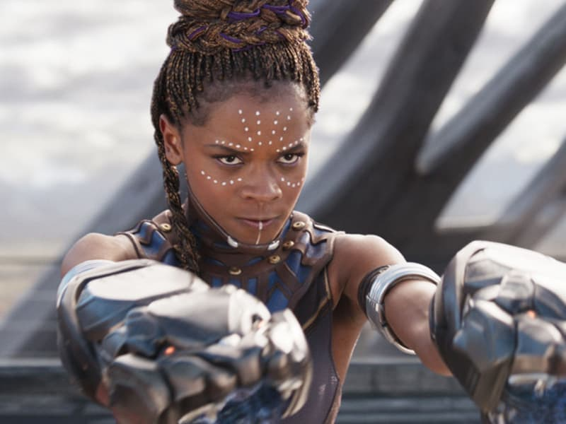 Faith Rescued Black Panther Star Letitia Wright From A Very Dark Place