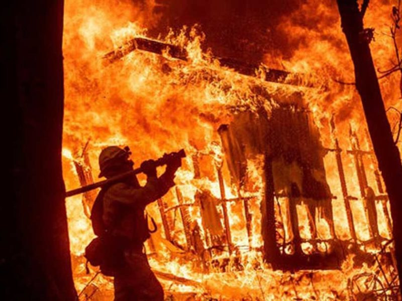 California Wildfires Miracle – 'We Were Totally Unscathed' Pastor Testifies Amidst Raging Inferno
