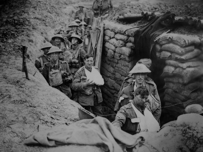 Armistice Centenary: In Memory Of A Jewish Soldier Who Narrowly Escaped Death In WW1