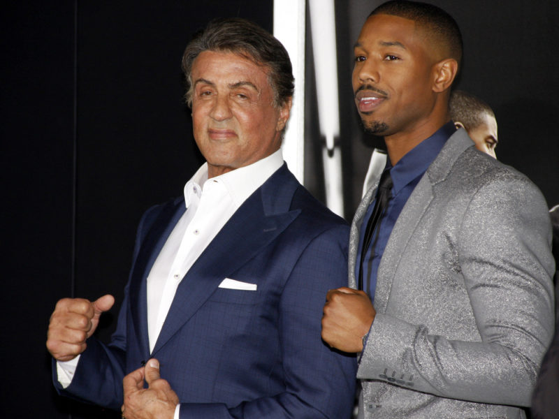 Sylvester Stallone Says Jesus Is The Inspiration For Anyone To Go The Distance