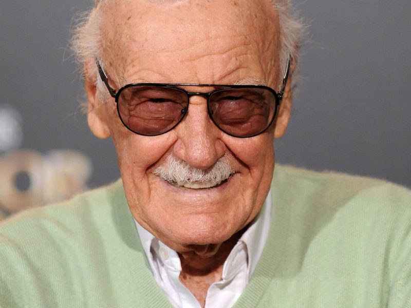 Super Hero Of The Entertainment Industry, Stan Lee Passes Away