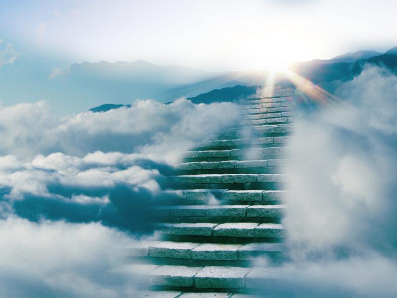 Fire, God's Purifier. Climb Higher With Him