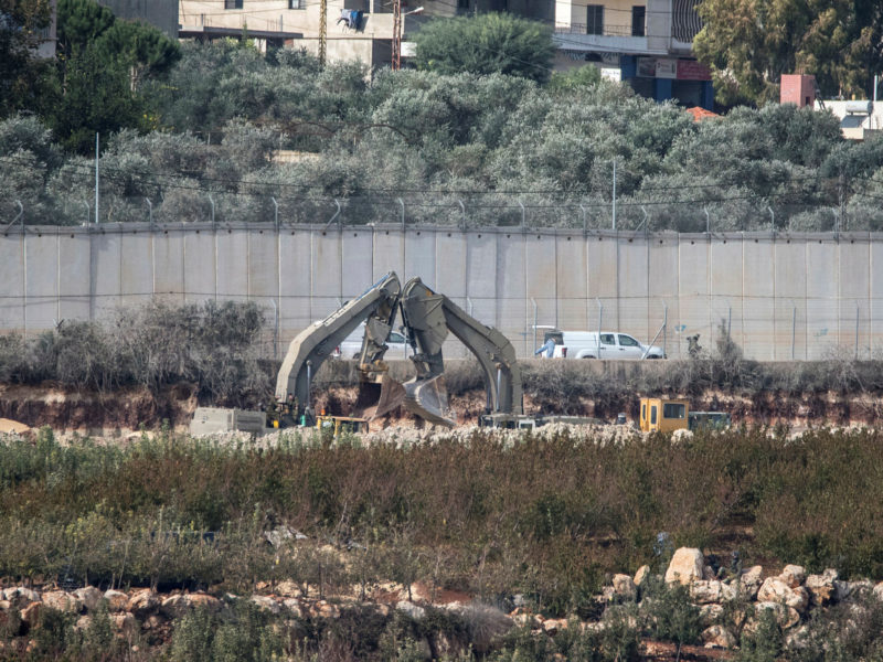 IDF Exposes third Hezbollah attack tunnel